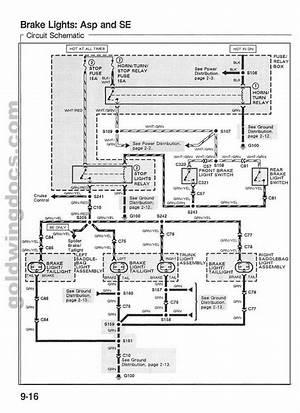 1984 Goldwing Wiring Diagram 3630 Archivolepe Es