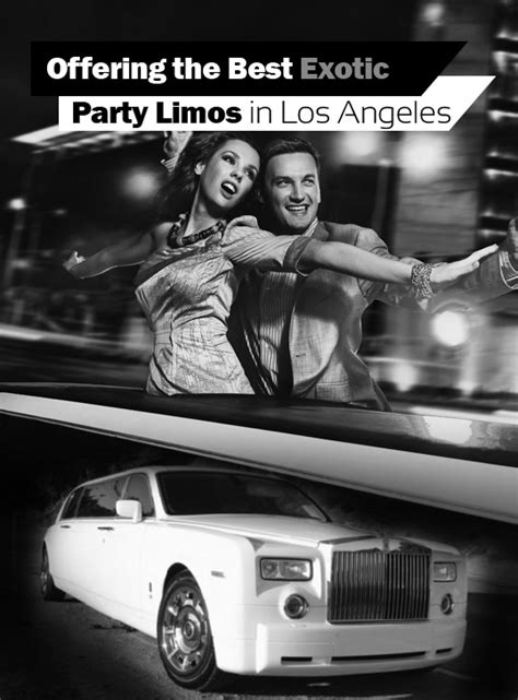 Limo Service Los Angeles by Los Angeles Limousine Leisure Limousine Los Angeles