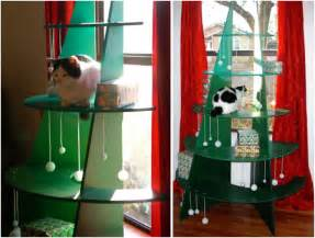 cat proof tree top 10 entertaining diy cat trees top inspired