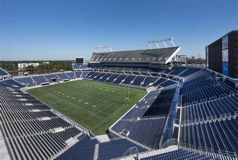 camping world stadium lands acc championship game football stadium digest