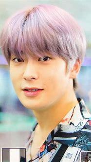 ①②⑦ ` ⸙. ☾Jaehyun aesthetic #cool #boyfriend #purple hair ...