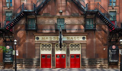 Spill Feature Rob Bowman Shines A Light On Massey Hall