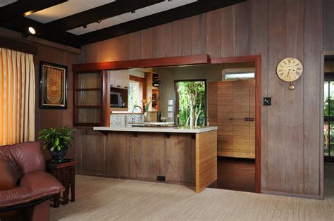 Zen Kitchenisland Style  Tropical  Kitchen  Hawaii
