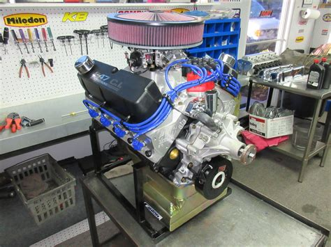 Ford Stroker Full Roller Crate Engine With