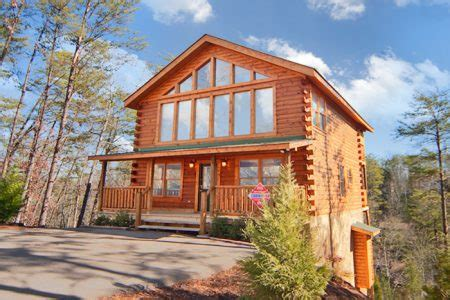 heritage cabin rentals 4 bedroom cabin with smoky mountain views pigeon forge