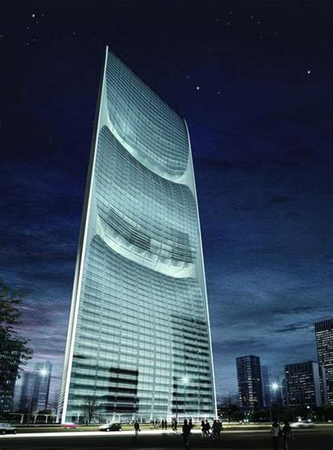 supertall architectural projects   built  china