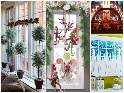 Fensterdeko Weihnachten Häuser by Fensterdeko Zu Weihnachten 67 Bilder