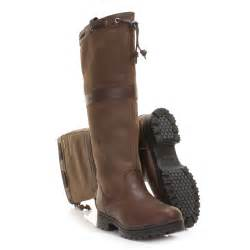 s boots uk waterproof womens sebago dorset high leather brown waterproof country boots size 3 8 ebay