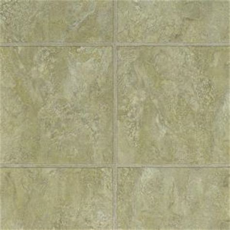 Groutable Vinyl Tile Home Depot by Islander 12 In X 36 61 In Plaza Beige Grout Line Luxury