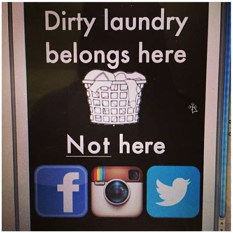 Dirty Laundry Meme - dirty laundry belongs here not here facebook instagram twitter mediamonday ssllc web