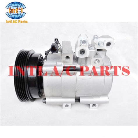 auto air conditioning repair 2011 hyundai santa fe free book repair manuals hs18 auto car air conditioning ac compressor for hyundai santa fe kia optima co 10703sc 58187