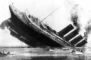 when did the lusitania sink what happened on may 7th two wars two events thirty