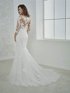 Robe De Mariee Sirene : fe robe de mari e sir ne white one collection 2018 ~ Melissatoandfro.com Idées de Décoration