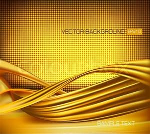 Business Elegant Gold Abstract Background Vector