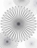 Coloring Pages Spirals Crazy Spiral Colouring Flower Sheets Adult Sheet Books Patterns sketch template