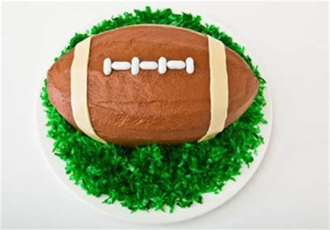 football birthday cake design parenting