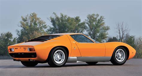 Vintage Corner Lamborghini Miura  Premier Financial Services