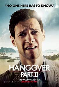 Justin Bartha Interview THE HANGOVER PART 2 | Collider