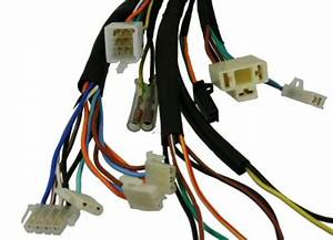 Gy6 Wiring Harness Small