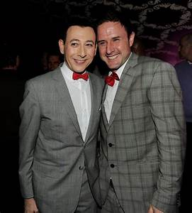 Paul Reubens and David Arquette Photos Photos - Opening ...