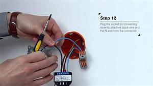 Relay Switch Installation - Fibaro