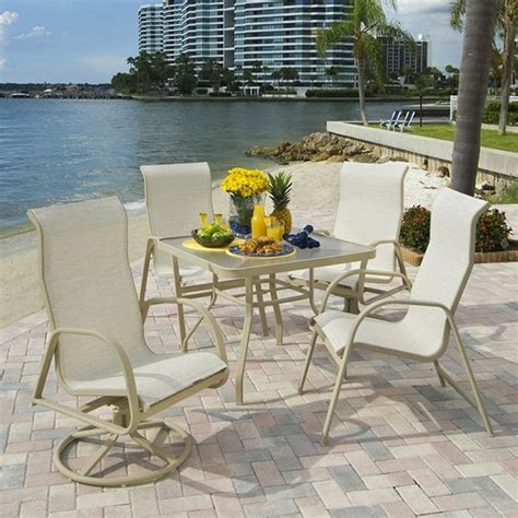 Windward Patio Furniture by Sling Collection By Windward Design