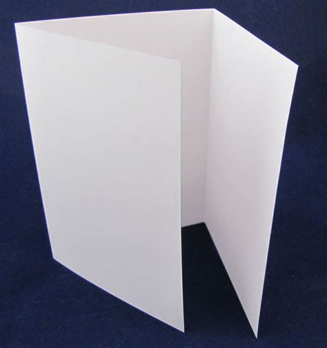 panel folded cards