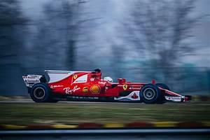 """Sebastian Vettel trouve la Ferrari SF70H """"immense et ..."""