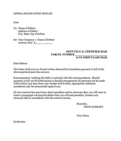 demand  payment letter tipsenseme