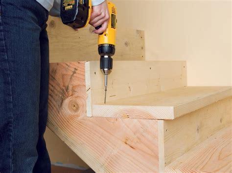 Treppenwangen Selber Bauen by Holztreppe Selber Bauen Einfache Anleitung Und Tipps