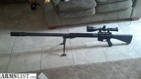 50 Bmg Uppers by Armslist For Sale Watson 50 Bmg Ar