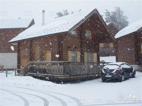 chalet joue du loup chalet for rent in la joue du loup iha 15497