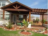 covered porch ideas Village Van Buren Plans with Covered Patio (Cinco Ranch, Post: HOA, house) - Houston - Texas (TX ...
