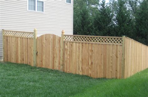 privacy fencing ideas magnificent privacy fence ideas decorating ideas images in landscape modern design ideas