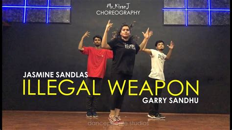 Illegal Weapon Punjabi Song Lyrics
