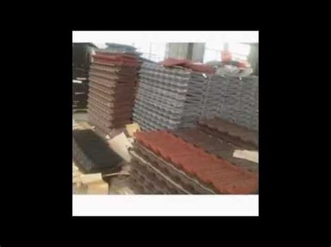 current cost of coated tiles roofing sheets in lagos