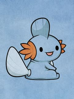 mudkip by beyx on deviantart general geekery