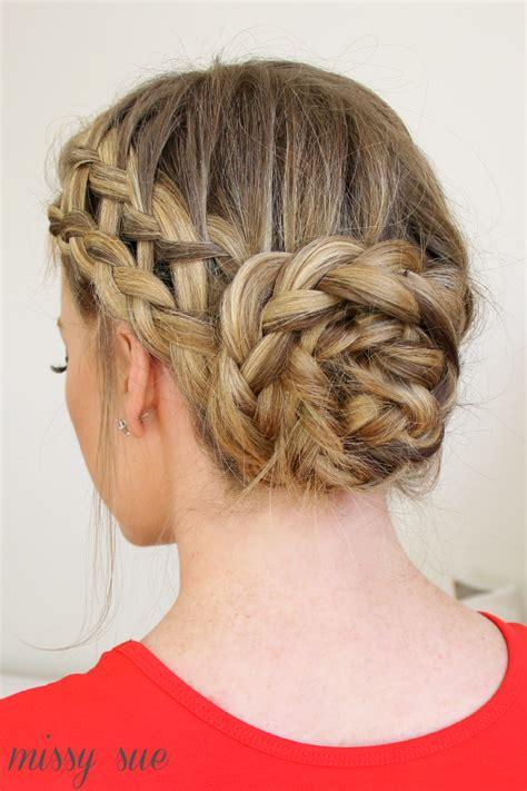 29 elegant braided bun hairstyles hairstylo
