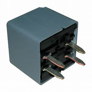 New Ac A  C Compressor Relay Replaces  15  Engine Cooling Fan Motor Relay