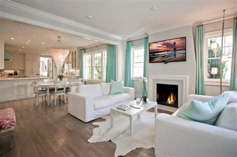 north palm beach style living beach style living room