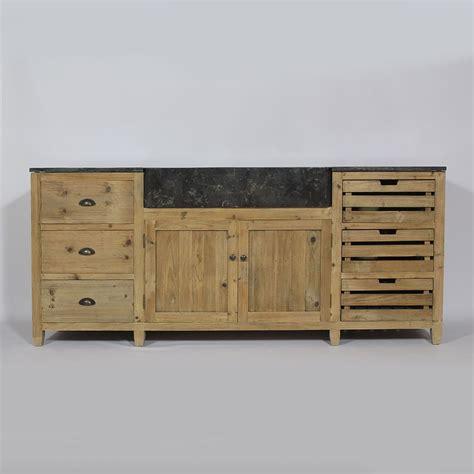 meuble cuisine en bois massif exciting cuisine bois massif meuble de cuisine en