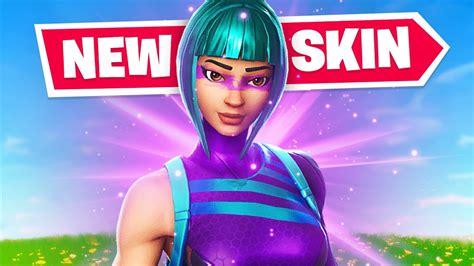 unreleased  fortnite  skin exclusive gameplay