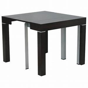 Table Extensible But : table console extensible wenge avec 4 rallonges alesia achat vente ensemble salle a manger pas ~ Teatrodelosmanantiales.com Idées de Décoration