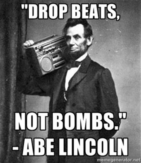 Lincoln Meme - the funny side of abraham lincoln american civil war forums