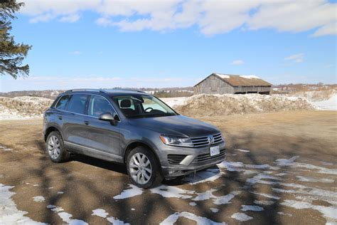 Vw Touareg Tdi 2015 by Review 2015 Volkswagen Touareg Tdi Canadian Auto Review