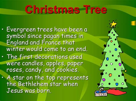 is a christmas tree a religious symbol their history their meaning ppt