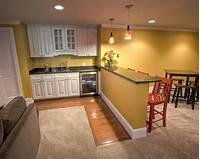 basement kitchen ideas 33 Inspiring Basement Remodeling Ideas   Home Design And Interior