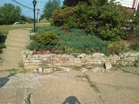 landscape retaining wall pictures pittsburgh retaining walls j bird s landscaping