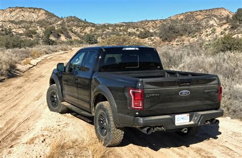 2017 Truck Of The Year by Four Wheeler Names 2017 Raptor Truck Of The Year