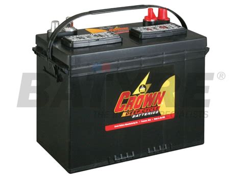 crown cr220 6v 220ah deep cycle battery